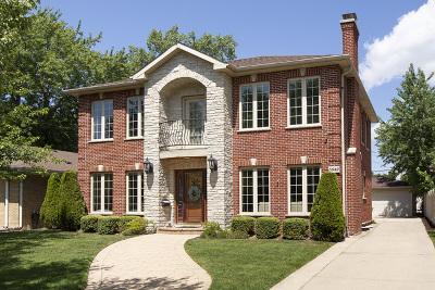 Morton Grove Single Family Home For Sale: 5842 Main Street