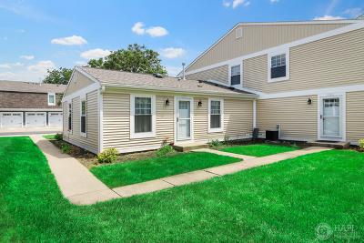 Vernon Hills Condo/Townhouse For Sale: 307 Somerset Lane #307