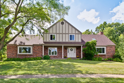 Woodstock Single Family Home Price Change: 1620 East Halma Lane