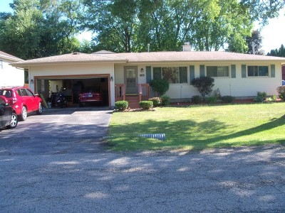 McHenry Single Family Home For Sale: 4511 Home Avenue