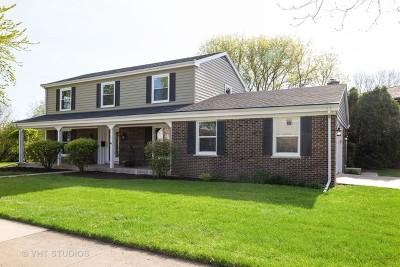 Arlington Heights Single Family Home For Sale: 1653 North Douglas Avenue