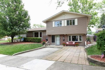 Oak Forest Single Family Home For Sale: 14801 Sunset Avenue