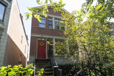 Single Family Home For Sale: 2541 West Superior Street