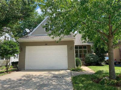Elgin Single Family Home For Sale: 161 South Melrose Avenue