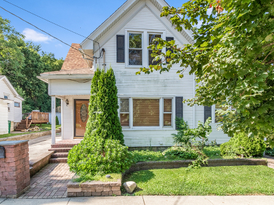 Lockport Single Family Home For Sale: 109 East 12th Street