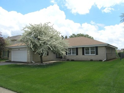 Arlington Heights Single Family Home For Sale: 1003 West Hintz Road