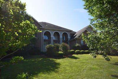 Crystal Lake Single Family Home For Sale: 4211 Alex Lane