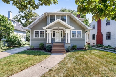 Riverside Single Family Home For Sale: 293 Northwood Road