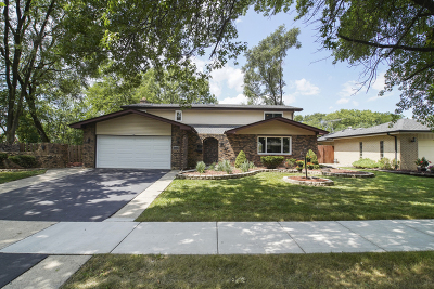 South Holland Single Family Home For Sale: 16442 Kenwood Avenue