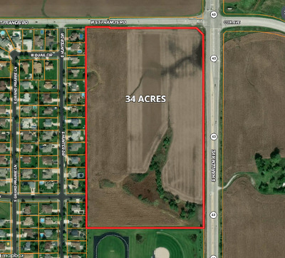 Frankfort Residential Lots & Land For Sale: 248 South Harlem Avenue