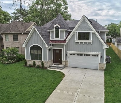 Glenview Single Family Home For Sale: 2241 Covert Road