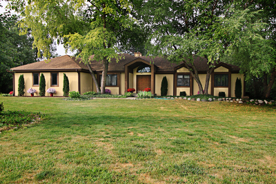 Marengo Single Family Home For Sale: 2758 Constance Lane