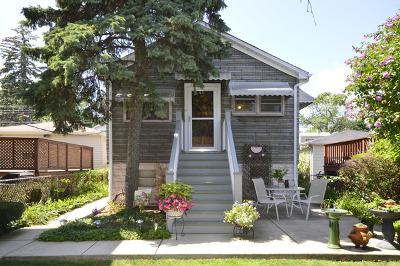 Jefferson Park Single Family Home For Sale: 4838 North McVicker Avenue