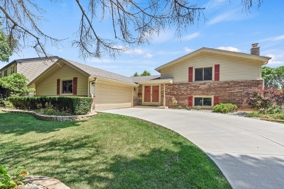 Arlington Heights Single Family Home For Sale: 2619 North Stratford Road
