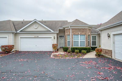 Crest Hill Condo/Townhouse For Sale: 16516 Buckner Pond Way