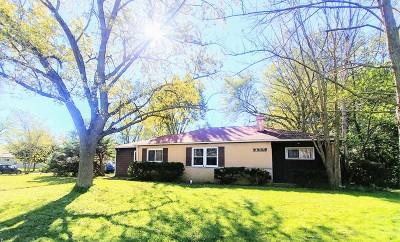 Hoffman Estates Single Family Home For Sale: 405 Arizona Boulevard