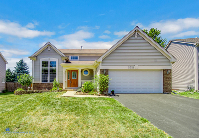 Aurora Single Family Home For Sale: 2326 Handley Lane