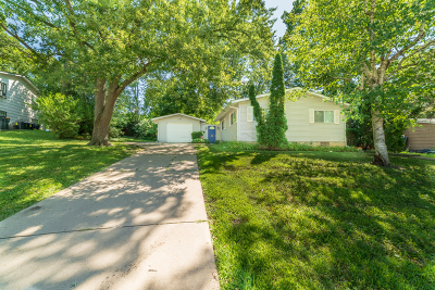 Streamwood Single Family Home For Sale: 113 Woodcrest Circle