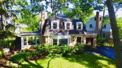 Highland Park Single Family Home For Sale: 635 De Tamble Avenue