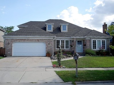 Oak Forest Single Family Home For Sale: 6507 Charleston Street
