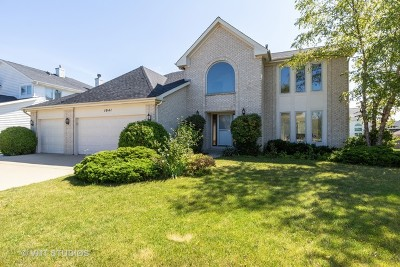 Buffalo Grove Single Family Home For Sale: 1941 Beverly Lane