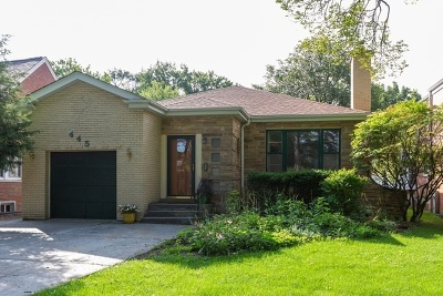 Riverside Single Family Home For Sale: 445 Uvedale Road