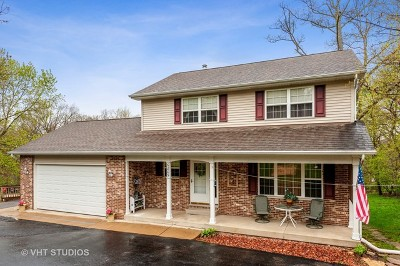 Spring Grove Single Family Home For Sale: 6809 Normandy Drive