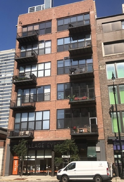 Condo/Townhouse For Sale: 1243 South Wabash Avenue #304