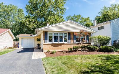 Glen Ellyn Single Family Home For Sale: 678 Sheehan Avenue