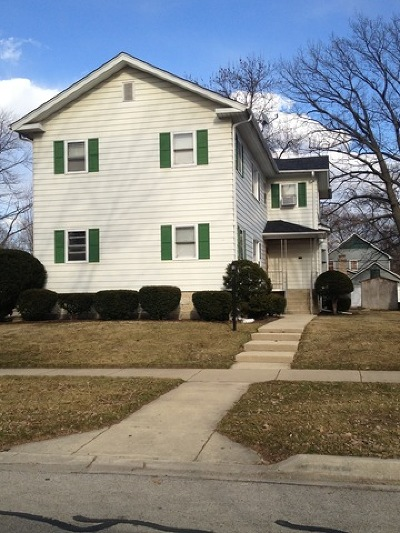 Naperville Rental For Rent: 632 North Center Street #2W