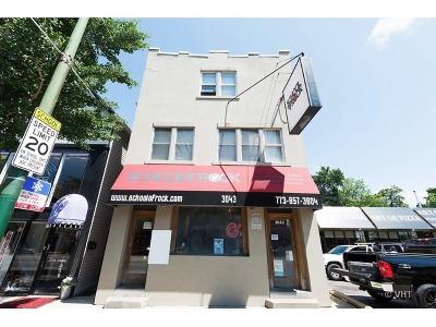 Multi Family Home For Sale: 3043 North Ashland Avenue