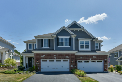 Warrenville Condo/Townhouse For Sale: 3s669 Breme Drive East