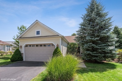 Huntley Single Family Home For Sale: 11772 Kensington Drive