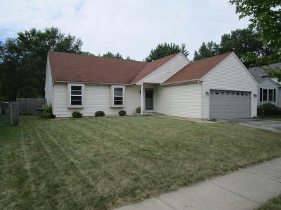 Harvard Single Family Home For Sale: 817 Casey Lane