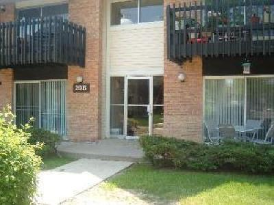 Willowbrook IL Condo/Townhouse For Sale: $120,000