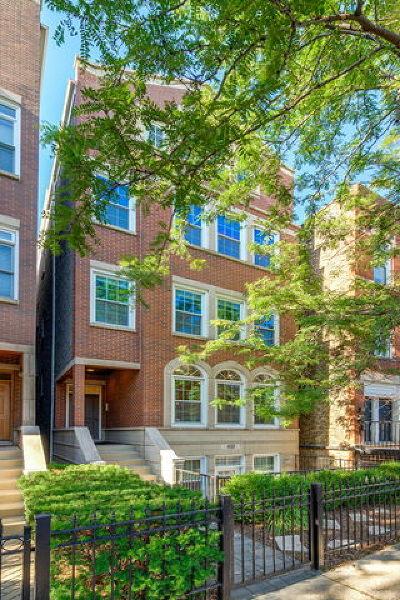 Condo/Townhouse For Sale: 632 West Schubert Avenue #1