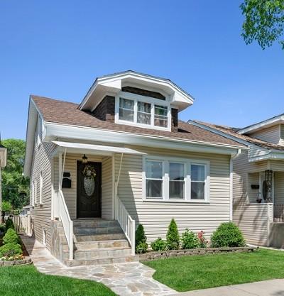 Norridge IL Single Family Home For Sale: $385,000