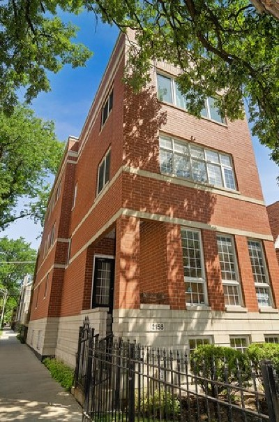 Condo/Townhouse New: 2158 West Foster Avenue #3