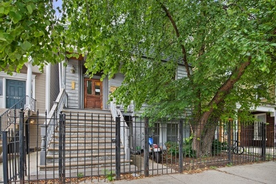 Multi Family Home For Sale: 1040 West Roscoe Street