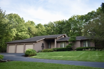 Spring Grove Single Family Home For Sale: 3401 Sherwood Forest Drive