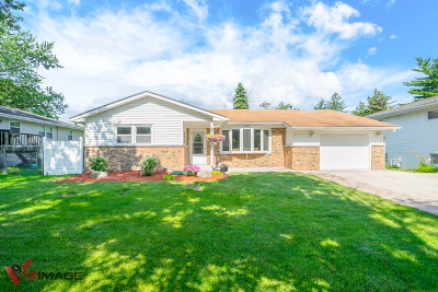 Lockport Single Family Home Contingent: 209 Muehl Drive