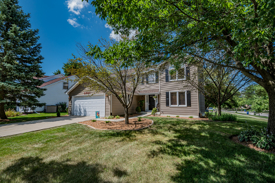 Old Sawmill Single Family Home For Sale: 2501 Brockton Circle