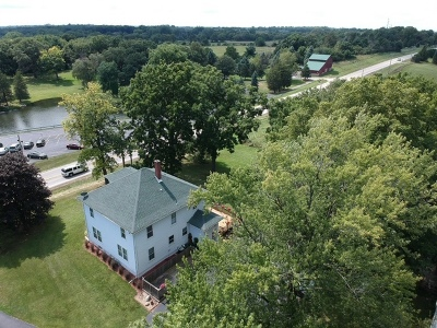 Elburn Single Family Home For Sale: 43w922 Main Street Road