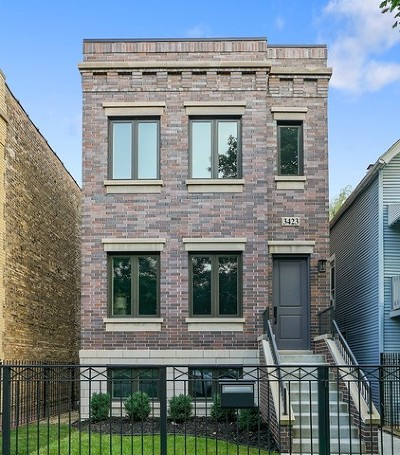 Roscoe Village Single Family Home For Sale: 3423 North Bell Avenue