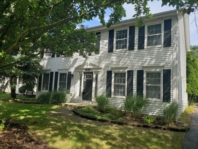 Plainfield Rental For Rent: 4405 Cove Circle
