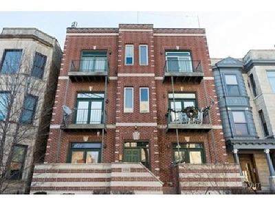 Condo/Townhouse For Sale: 3755 North Wilton Avenue #3NW