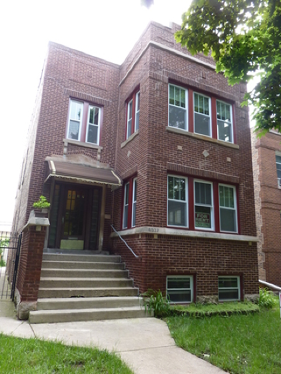Portage Park Rental For Rent: 4037 North Long Avenue #1