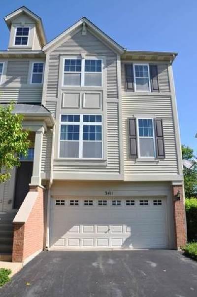 Aurora Condo/Townhouse For Sale: 3411 Bradbury Circle