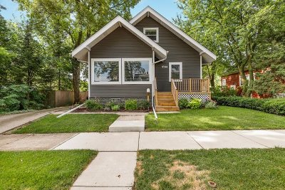 Des Plaines Single Family Home New: 1477 Campbell Avenue