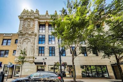 Condo/Townhouse For Sale: 1635 West Belmont Avenue #312